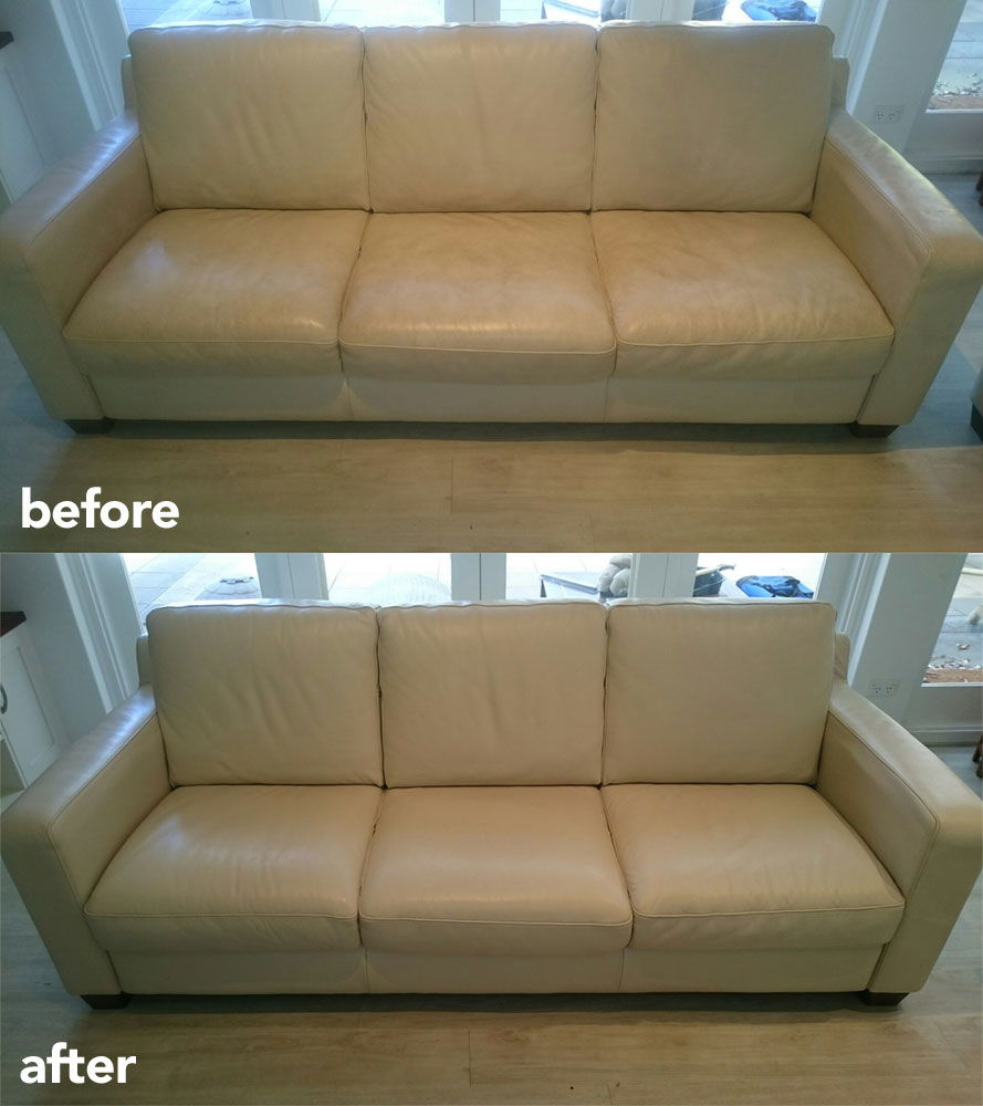 Upholstery Steam Cleaning Couch Leather Lounge In Adelaide