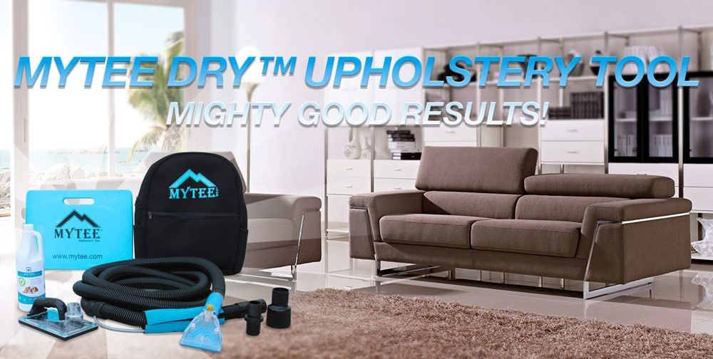 Bensons Cleaning Services Adelaide - Mytee Dry™ Upholstery Tool