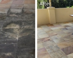 Large Stone Tiles Cleaning Adelaide Hills