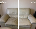 Bensons Leather Cleaning Adelaide - April 2014