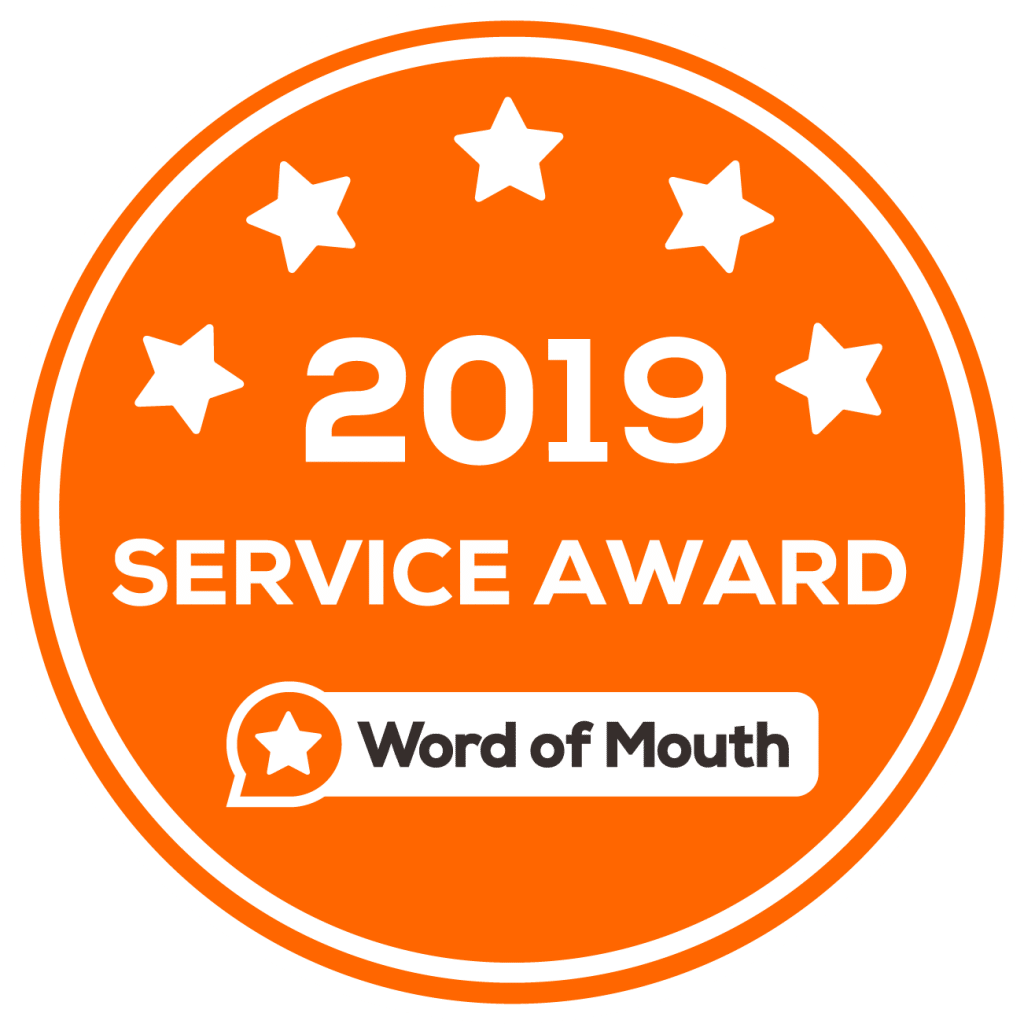 WOMO Service Award for Cleaning Services in Adelaide 2013 - 2019